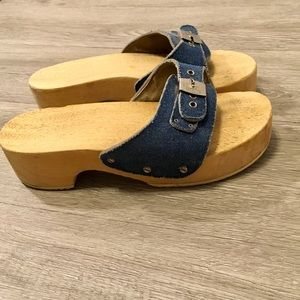 Dr Scholl's Collection Chambray Blue